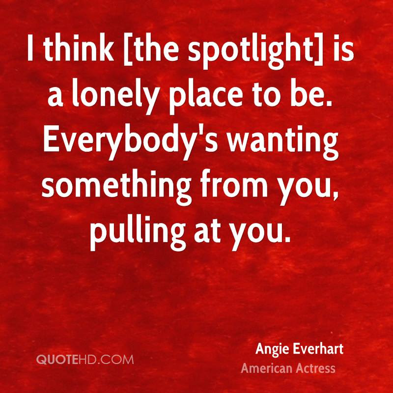 Angie Everhart Quotes Quotehd