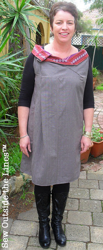 Fisherman Pants Tunic