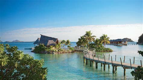 Fidschi Inseln grünen Hügeln Landschaft wallpaper