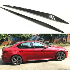 Alfa Romeo Giulia Side Skirts
