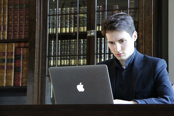 Pendiri VKontakte, Pavel Durov (Foto: Washington Post)