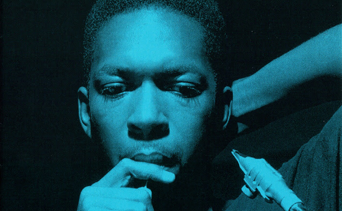 John Coltrane Blue Train Front