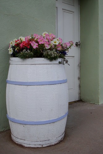 Embellishments Barrel