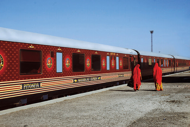 Maharajas Express Indian Splendor Tour