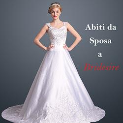 Abiti da sposa a Bridesire