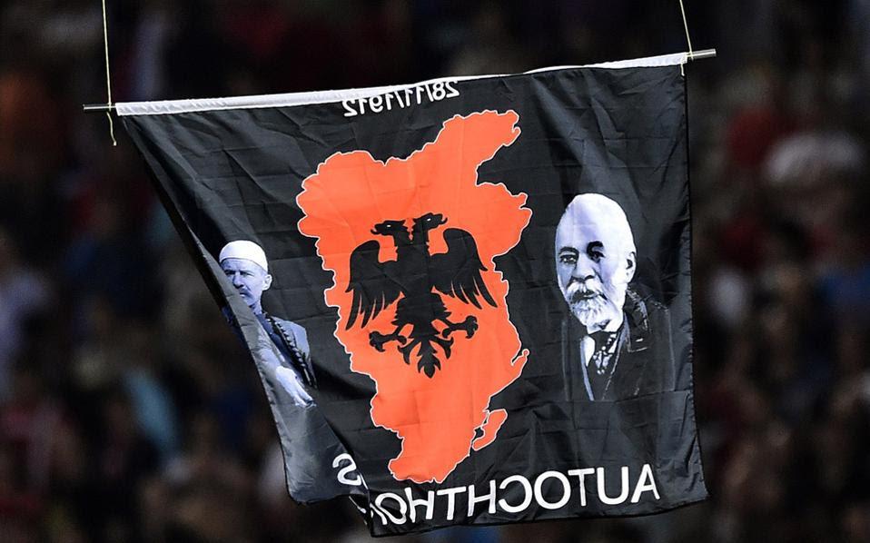 Νέος γύρος φραστικού πολέμου Σερβίας - Αλβανίας