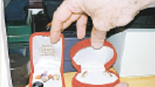 ezeiza, junio 2010,  contrabando vip.