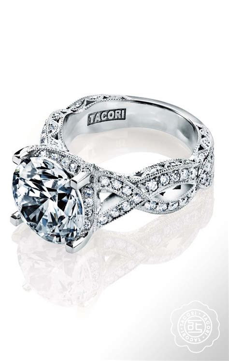 How Much Do Tacori Engagement Rings Cost   Engagement Ring USA
