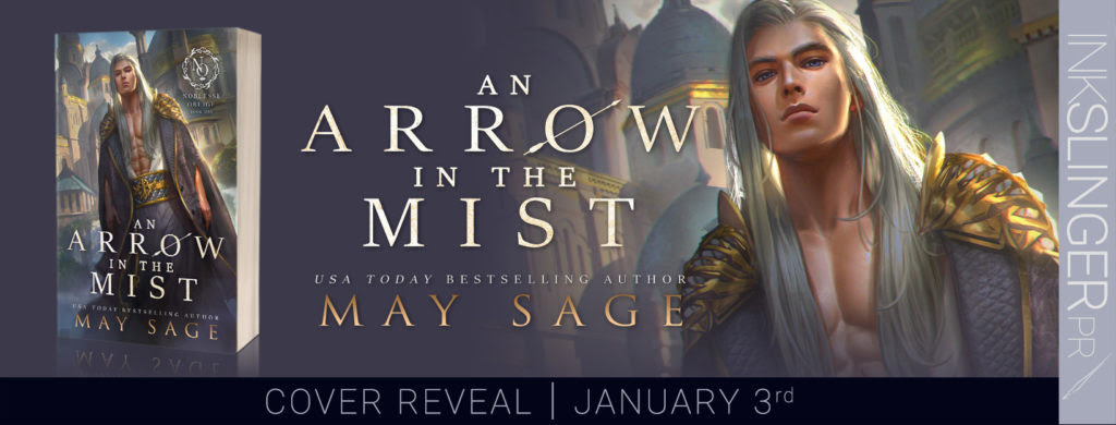 The Arrow in the Mist Cover Reveal