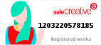 Safe Creative #1203220578185