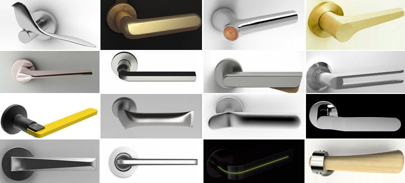 design art door handle  | 849 x 1500