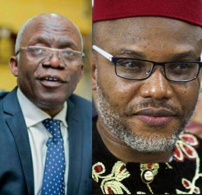 Where is Nnamdi Kanu? The Human rights lawyer, Femi Falana reveals his mind