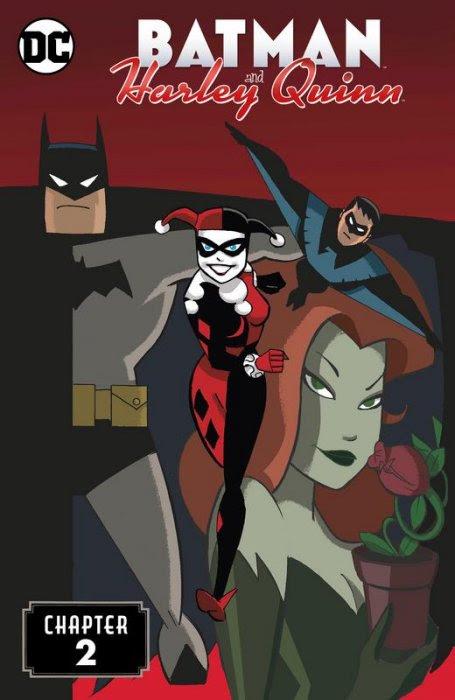 Batman and Harley Quinn #2