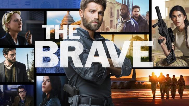 "The Brave - Break Out - Advanced Review - ""A Mother's Love, A Son's Sacrifice"""