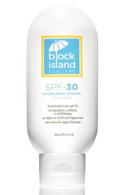 Natural Mineral Sunscreen SPF 30 SPF0001