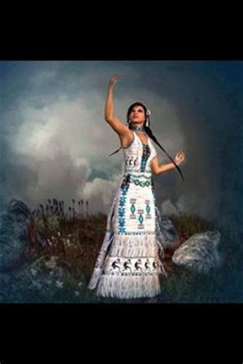 29 Best native American wedding dresses images   Native
