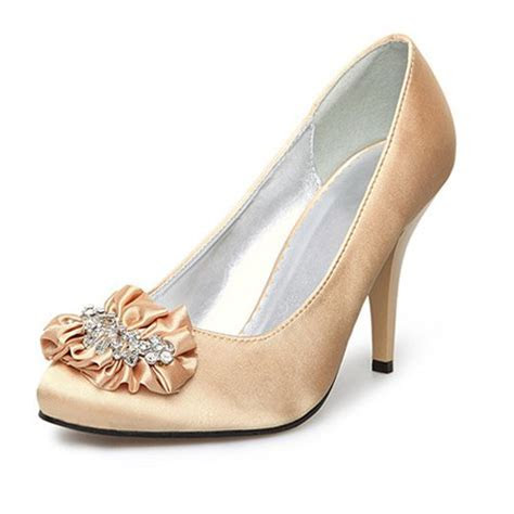 Gold wedding shoes ? WhereIBuyIt.com