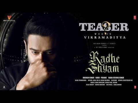 Radhe Shyam Vikramaditya Character Teaser