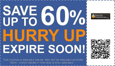 electric fireplaces direct coupon codes promo codes