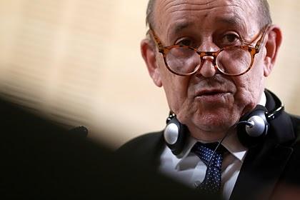 Глава МИД Франции объяснил отсутствие необходимости отзывать посла из Лондона