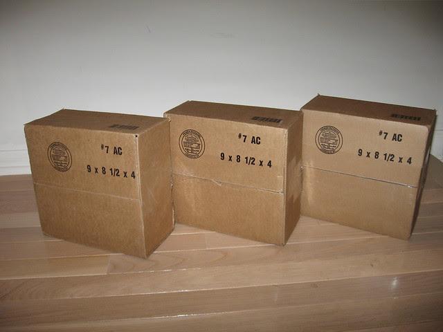 Three Boxes #3