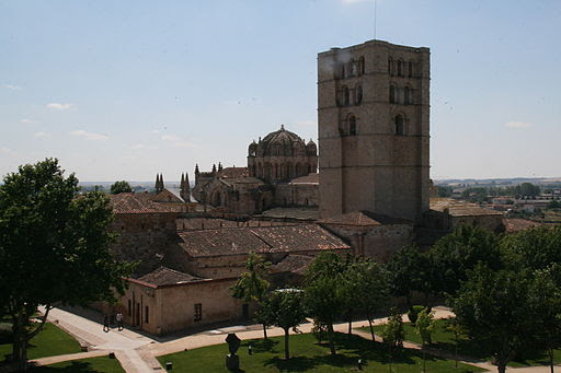 Catedral de Zamora (2011)