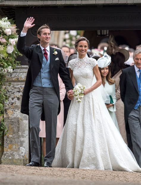 Here's how you can get a lace wedding dress like Pippa