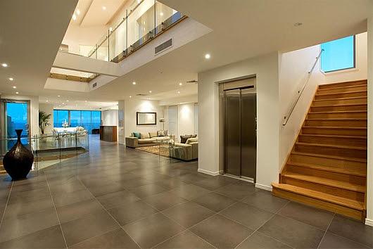 brishbane home1 architecture modern interior design, interior design, modern house, sea house