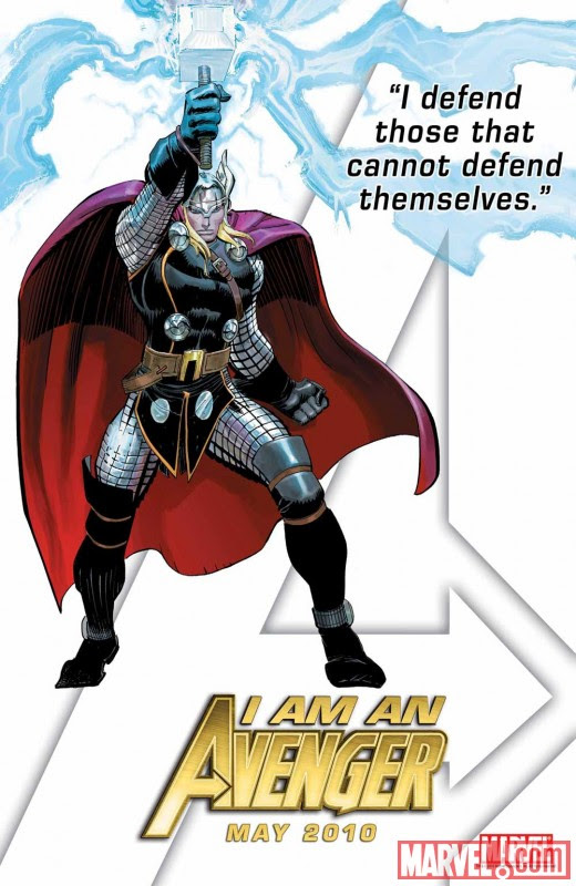 Marvel New Heroic Age