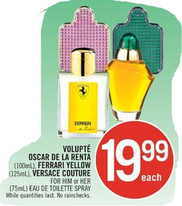 of fragrances on sale for