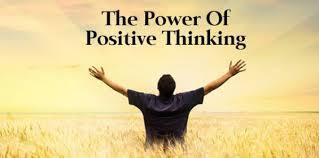 Positive thinkink