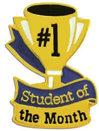 Certificates- Student of the month (July 2021)