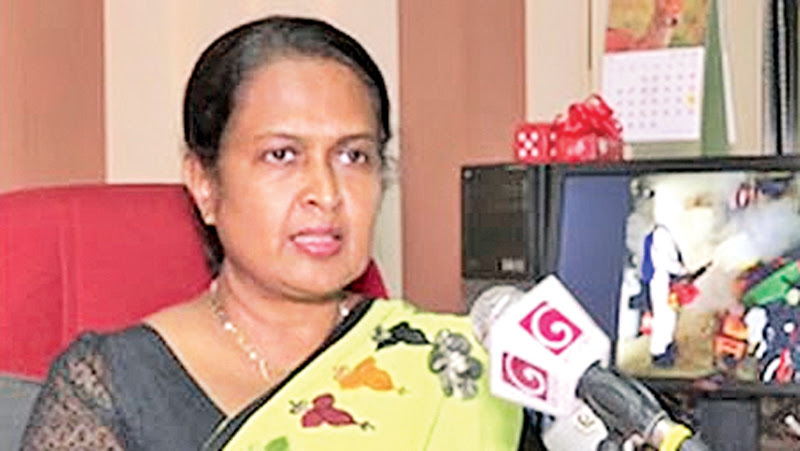 Dr. Palihawadana surprised over her new appoinment