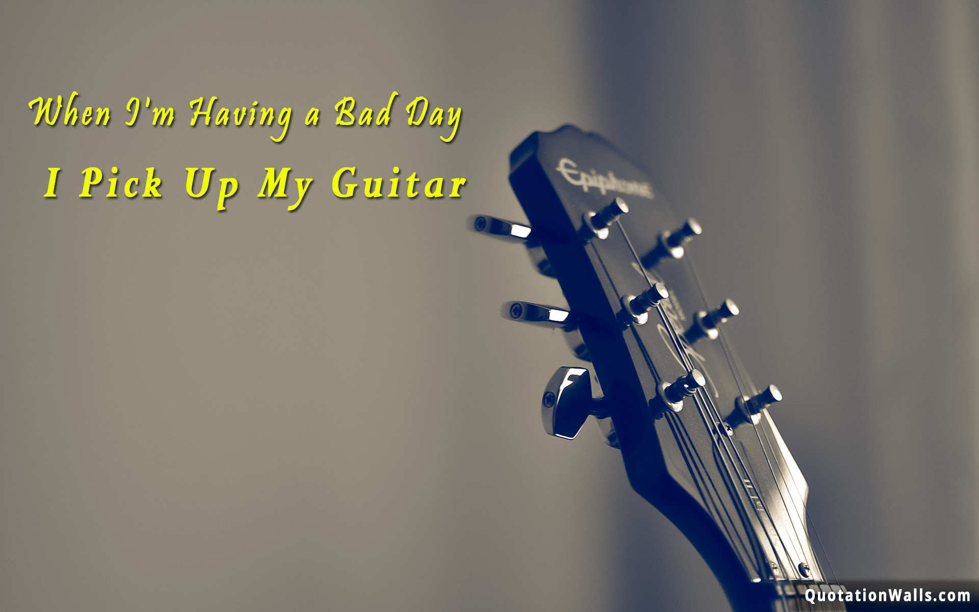 Guitar Quotes Widescreen Wallpapers 08369 Baltana