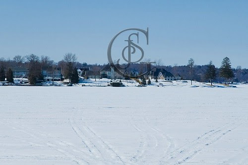 Orillia -Tudhope Park Winter View 2