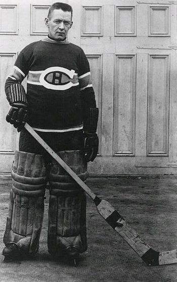 Vezina Montreal 1923-24