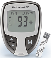 Bayer Contour Blood Glucose Meter FREE USB Bayer Contour Next EZ Blood Glucose Meter