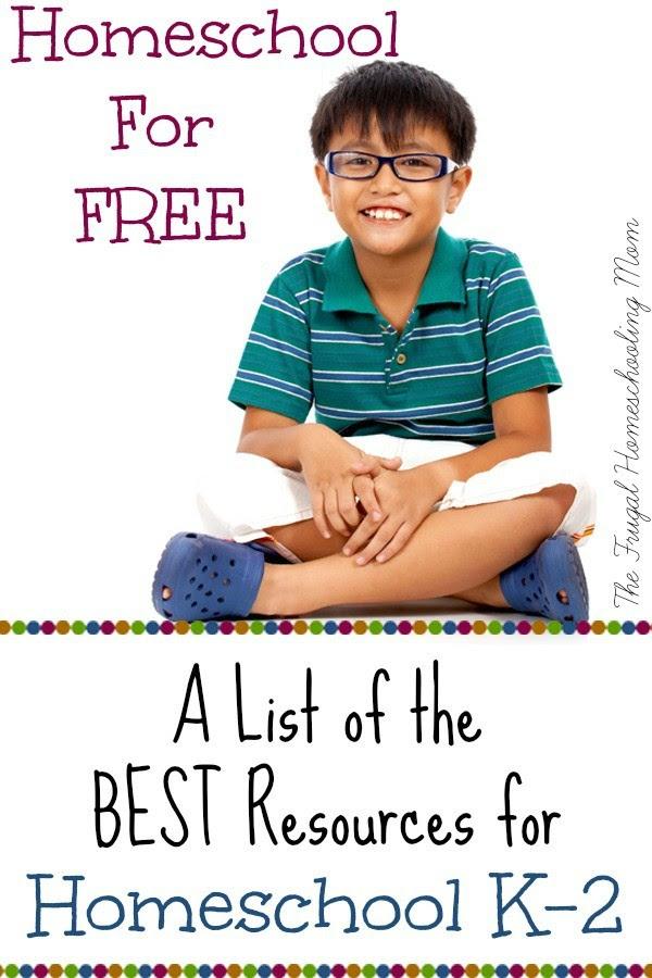 Best FREE Primary Grades (K-2) Homeschool Printables EVER ...