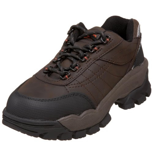 WORX by Red Wing Shoes Women's 5305 Safety Toe Boot,Brown,7.5 WW US