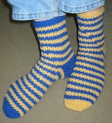 Double-take Socks