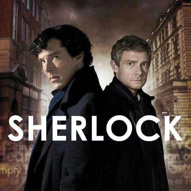 Sherlock [BluRay]