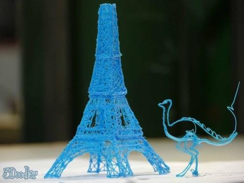 3Doodler Torre Eiffel