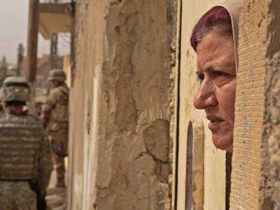 44.  Mosul, no Iraque