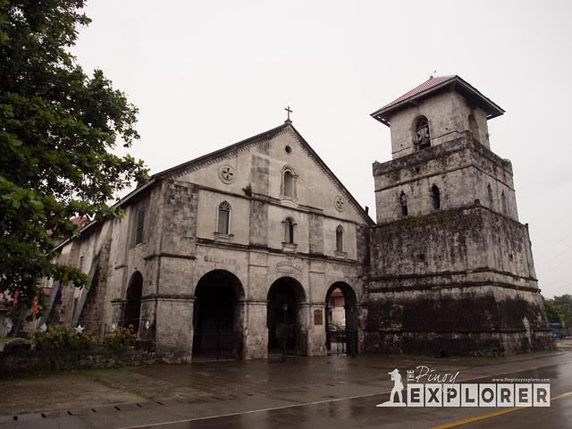 Bohol's Baclayon Church
