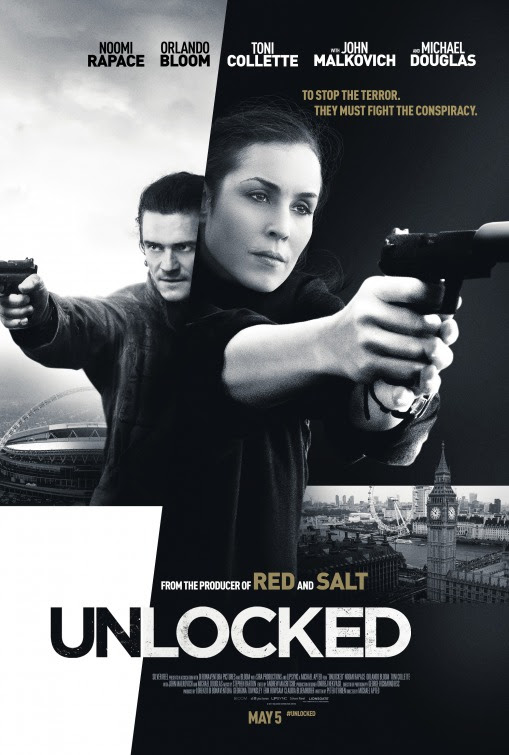Unlocked Movie Poster