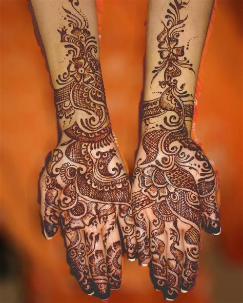 Mehndi Designs: Indian Wedding Mehndi Designs
