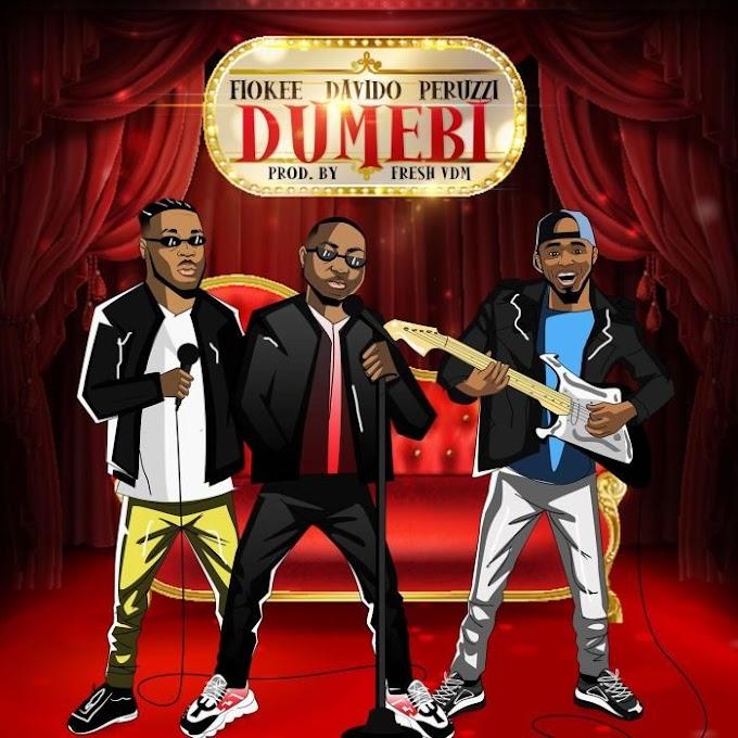 DOWNLOAD MP3: Davido x Peruzzi x Fiokee – Dumebi