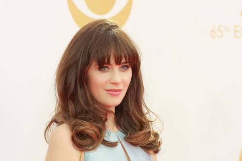 long haircut for thick hair with bangs