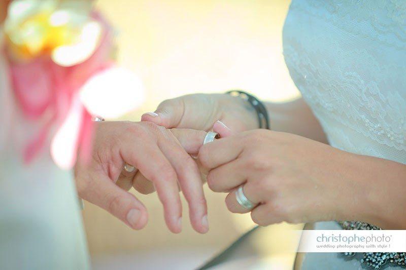 wedding in moorea