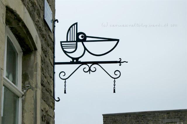 By Grande Rue entrance to Haute ville, Boulogne-sur-Mer